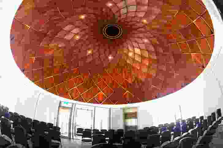 Meeting Room, St Mary's Cathedral Centre by Circa Morris-Nunn.