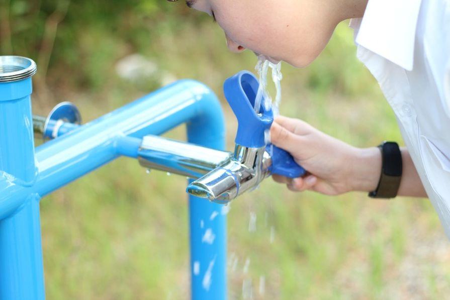 Blueline bubbler by Enware.