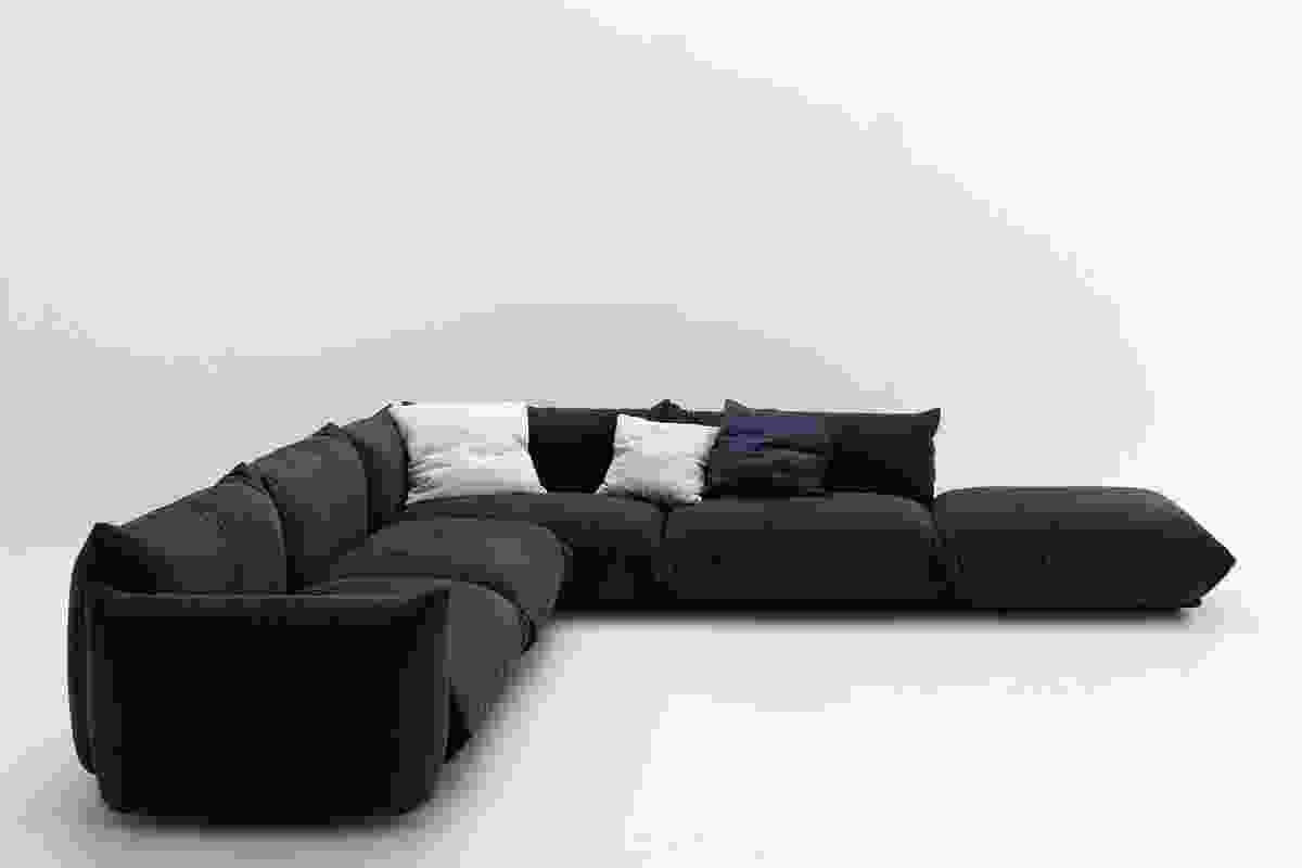 Marenco sofa by Mario Marenco.
