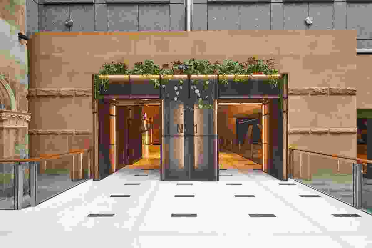 No.1 Martin Place by Siren Design Group and Adriano Pupilli Architects.