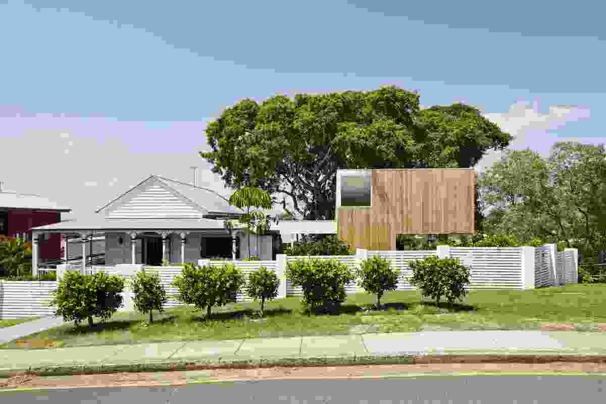 Taringa Pavilion by Nielsen Workshop and Morgan Jenkins Architecture.