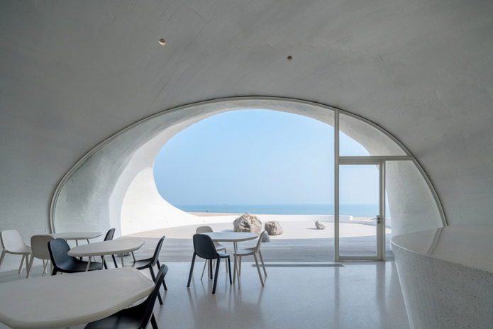The Dune Art Museum by Open.