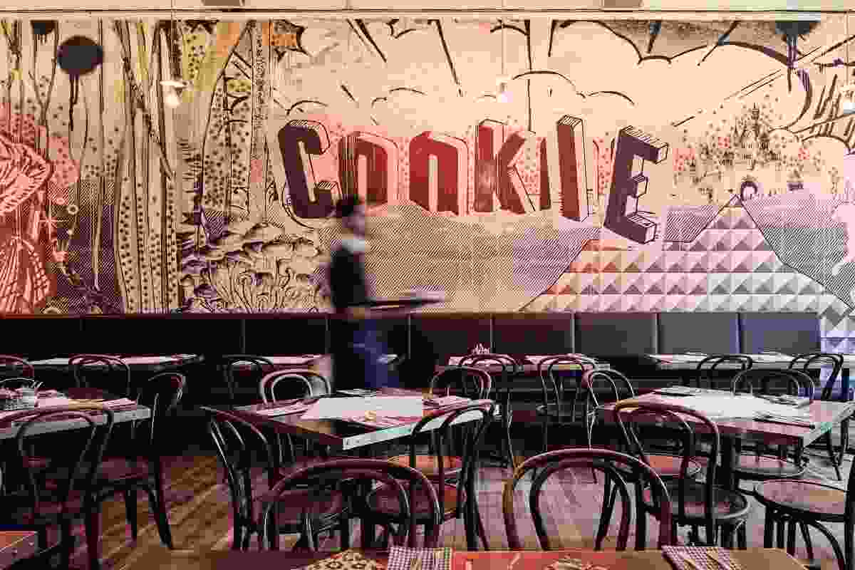 Cookie by Phillip Schemnitz Architect.