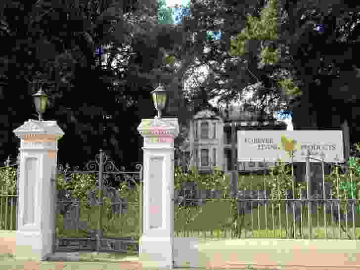 The Victorian Italianate villa, Willow Grove, which faces demolition.