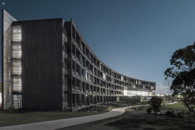 RACV Resort Torquay by Wood Marsh Architecture.