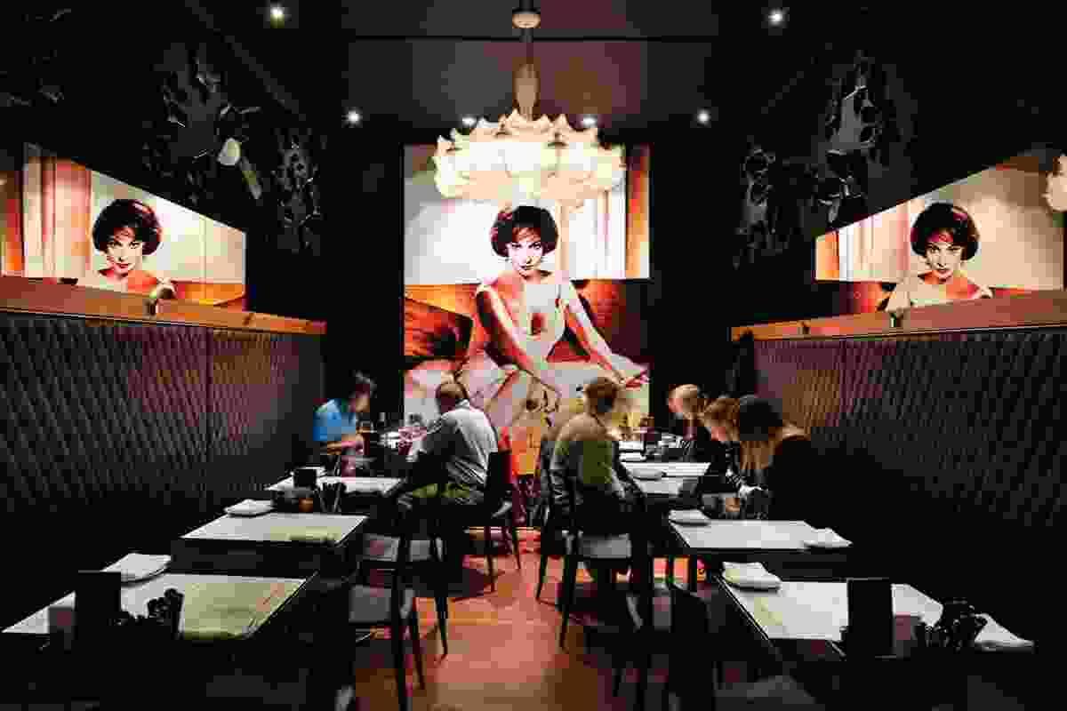 Hospitality Design – La Lola Trattoria by Paul Lim, Mata Design Studio.