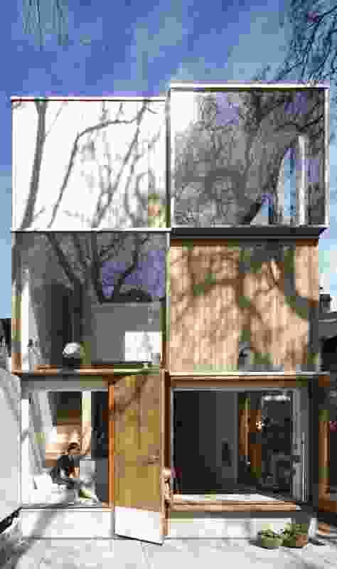 Panovscott, Emerging Architect Prize.