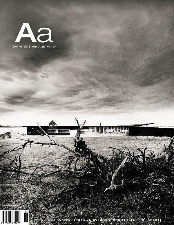 Architecture Australia, January 2004