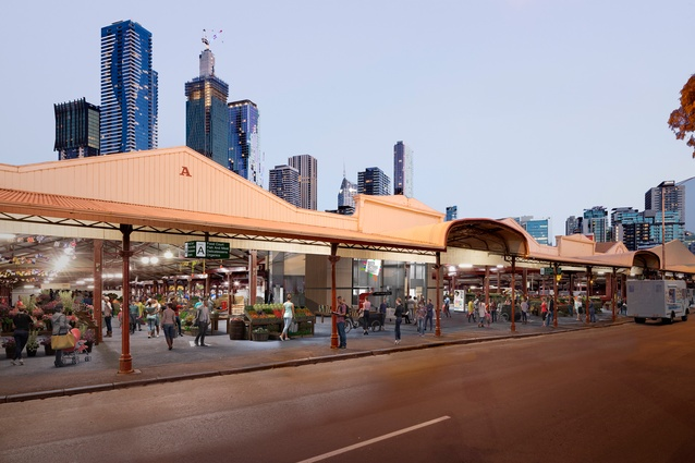 how to go to queen victoria market