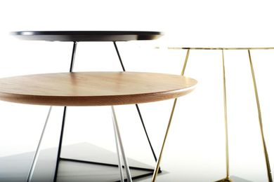 Catapult Design has launched new versions of the GEO side table as part of their signature collection.