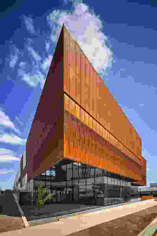 South Australian Drill Core Reference Library by Thomson Rossi.