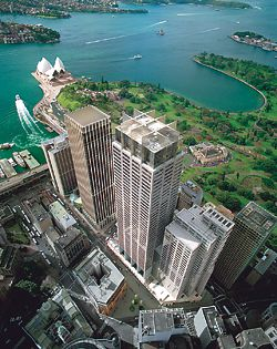 """[<strong>GOVERNOR PHILLIP AND MACQUARIE TOWERS</strong>]""""                 width=""""250""""                 height=""""315"""" />              </div>              <p class="""