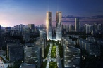 LAVA designs tallest towers in Hangzhou, China