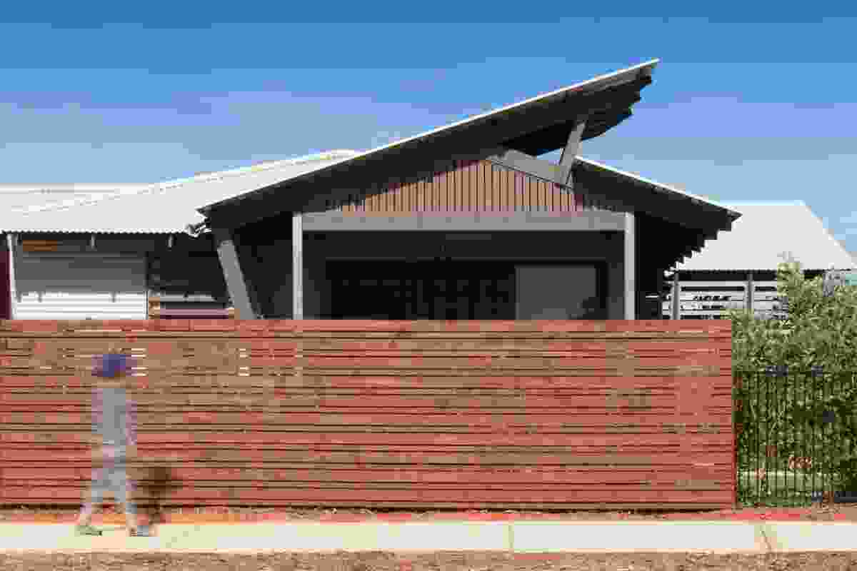 Foundation Housing – Waranyjarr Estate Broome North, Broome by Engawa Architects in association with Rodrigues Bodycoat Architects.