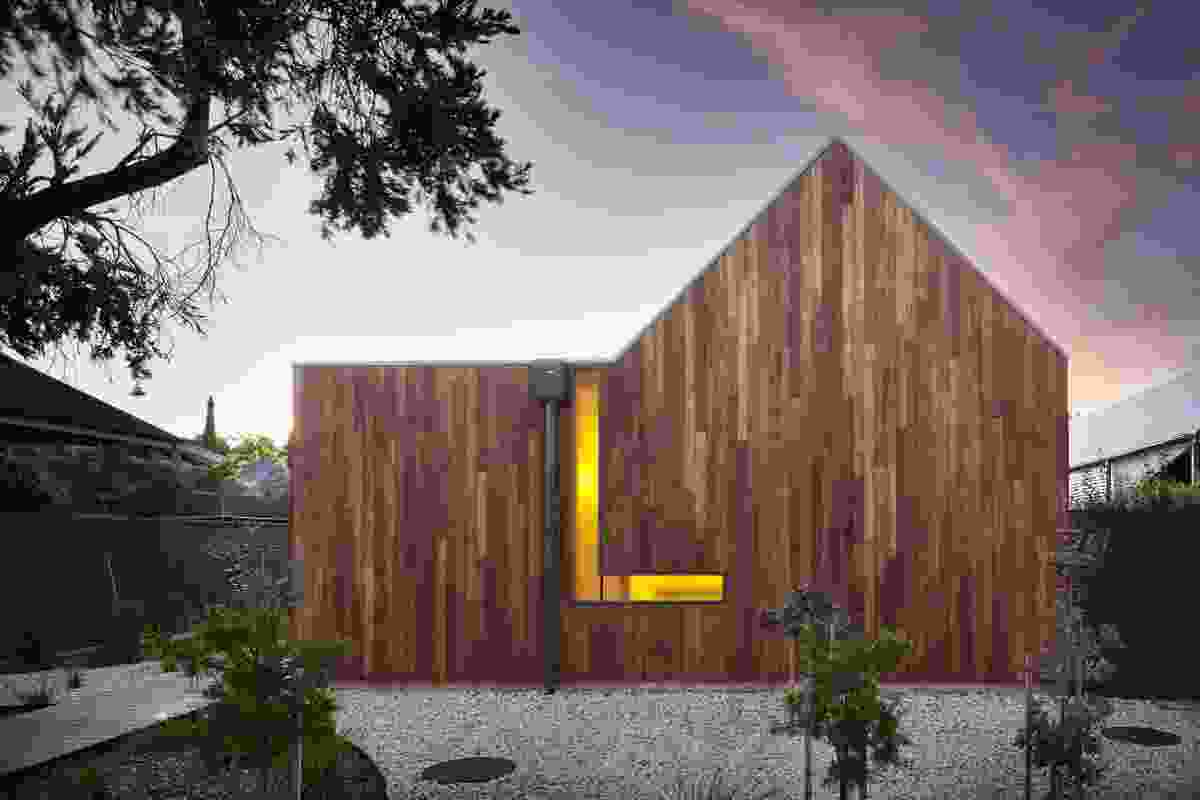 Crayon House by Grieve Gillett Andersen.