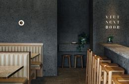 2017 Eat Drink Design Awards: Best Restaurant Design winner