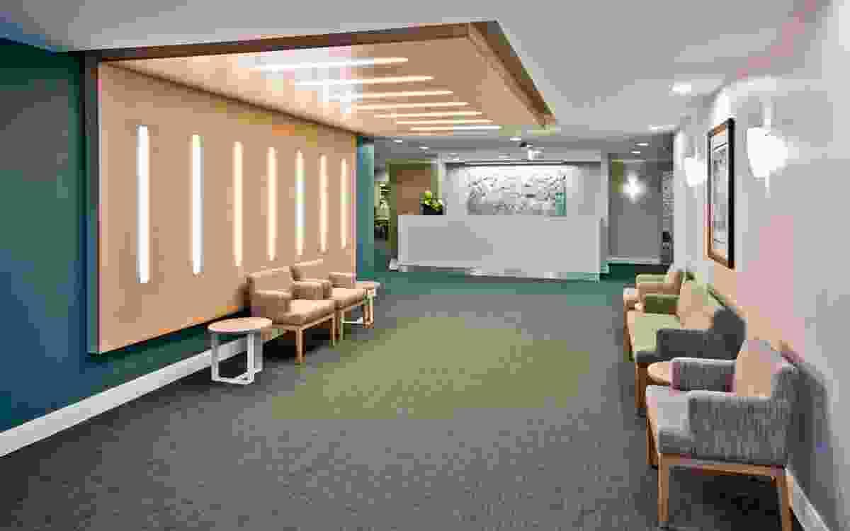 Montefiore Special Care Unit – Gilmore Interior Design.