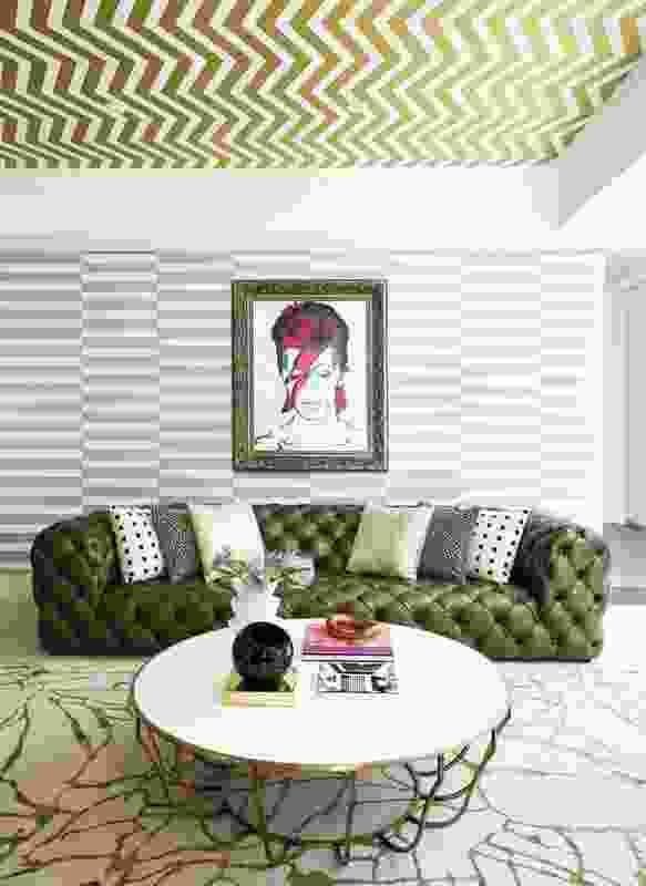 Paddington House by Greg Natale Design.