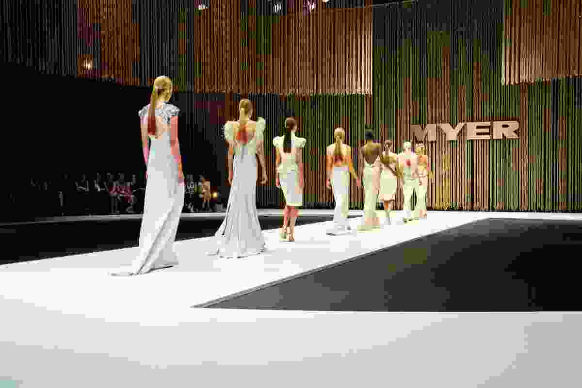 Shadow Lands – Myer Spring/Summer Collection Launch 2012/2013 Hordern Pavilion by Gloss Creative.