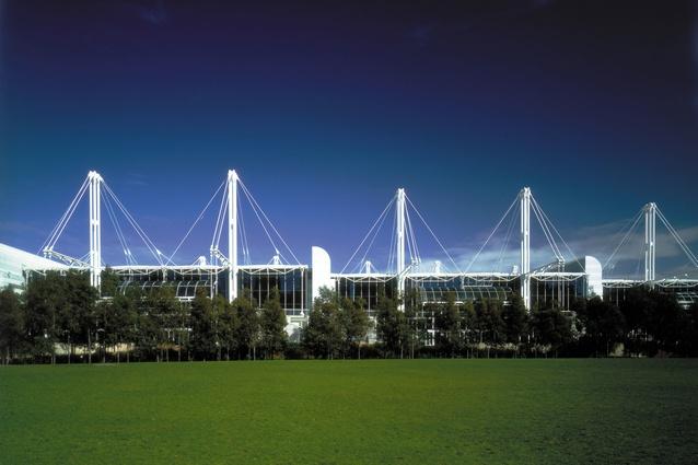 Sydney Exhibition Centre by Philip Cox Richardson Taylor & Partners