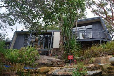 Kia Sulc House c.1960 Faulconbridge Blue Mountains NSW.