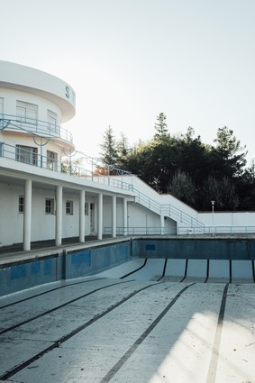 "The Piscina-Club Stella ""was conceived of as an urban oasis for the high society of Madrid back in the day."""