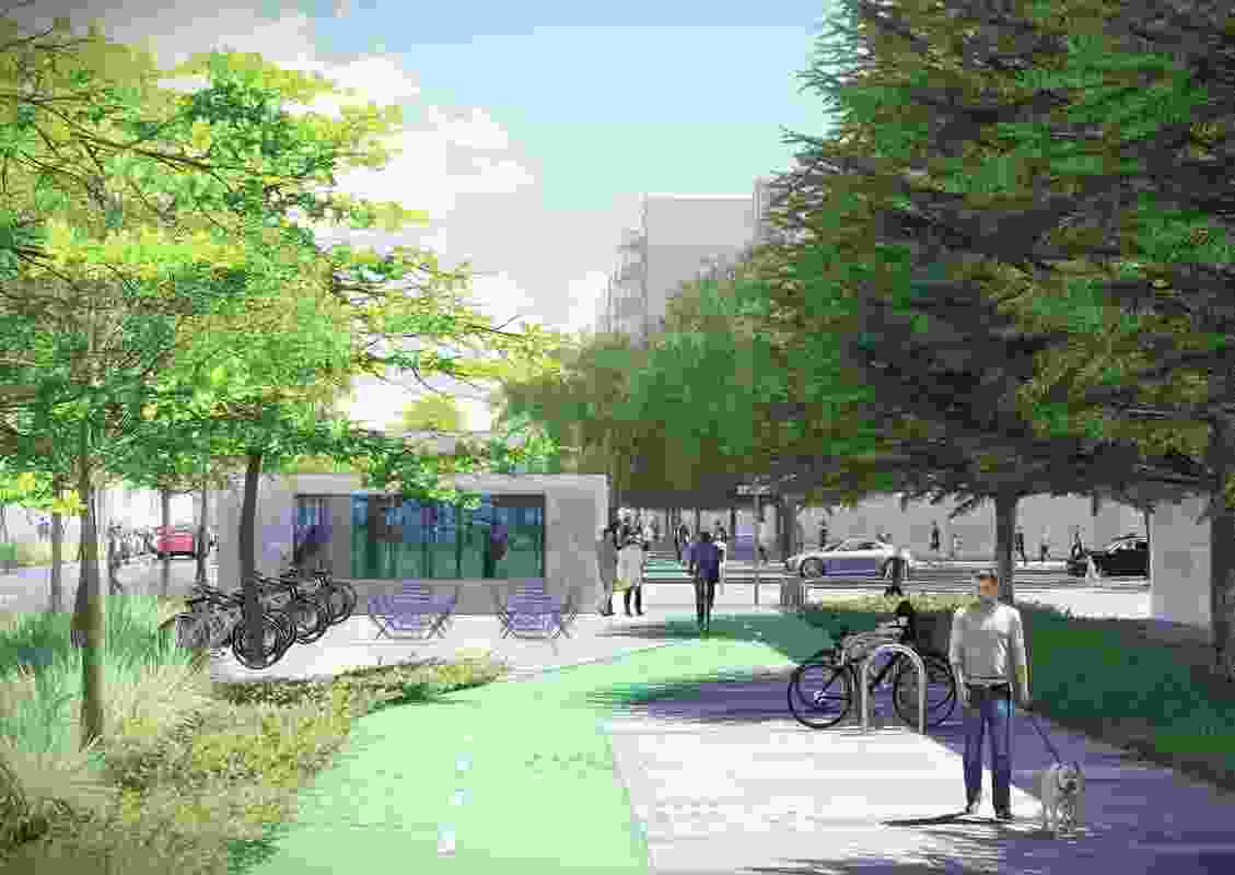 Braddon Precinct Place Vision and Strategy by Oculus