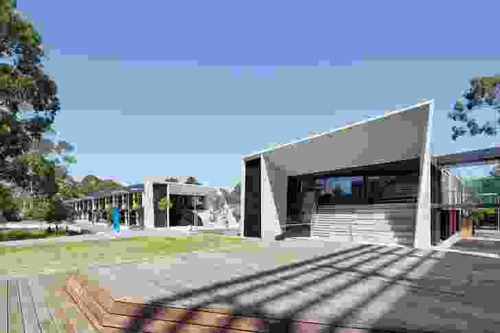 Monash University North West Precinct by Jackson Clements Burrows Architects in collaboration with MGS Masterplanners.