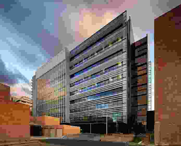 Harry Perkins Institute of Medical Research by Hames Sharley.