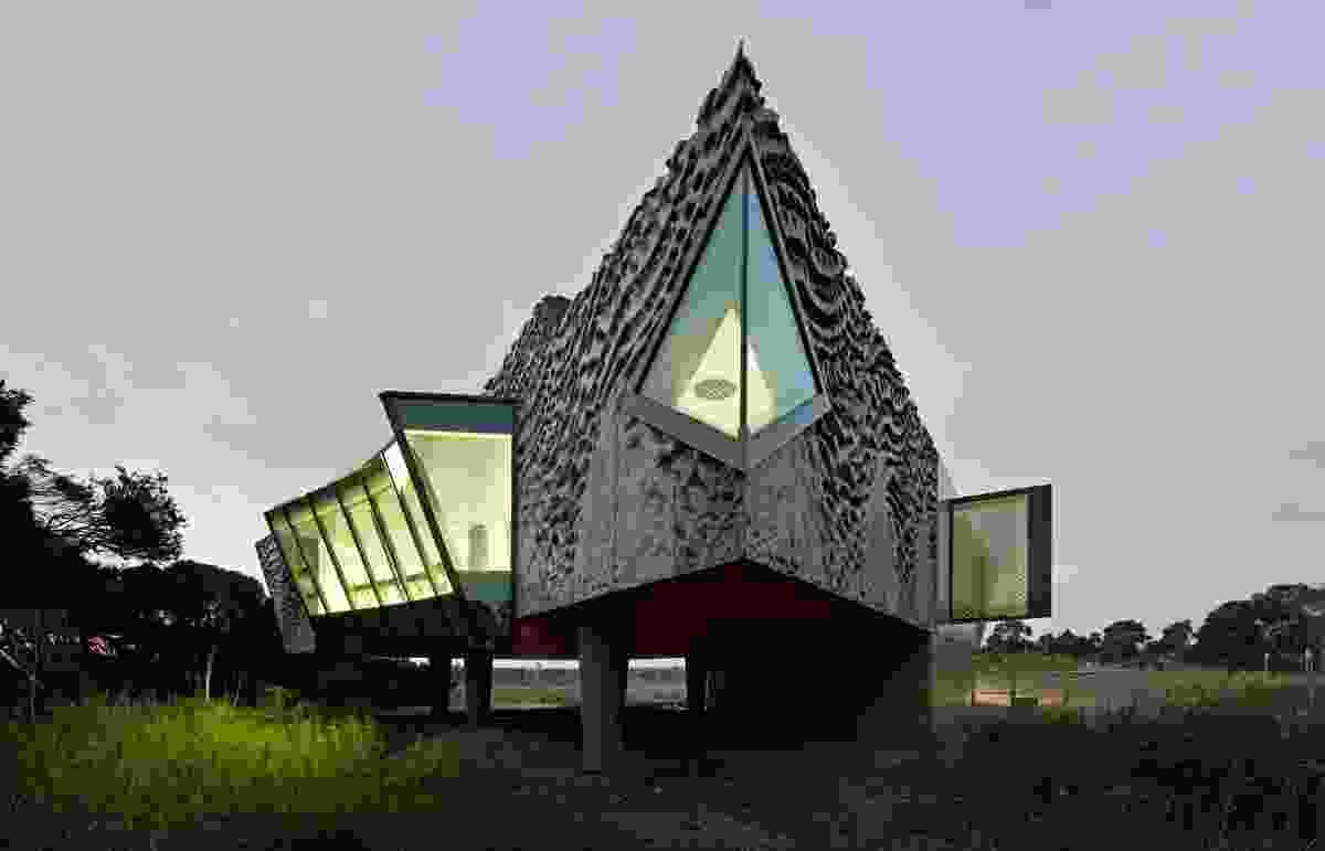 Edithvale Discovery Centre by Minifie van Schaik.