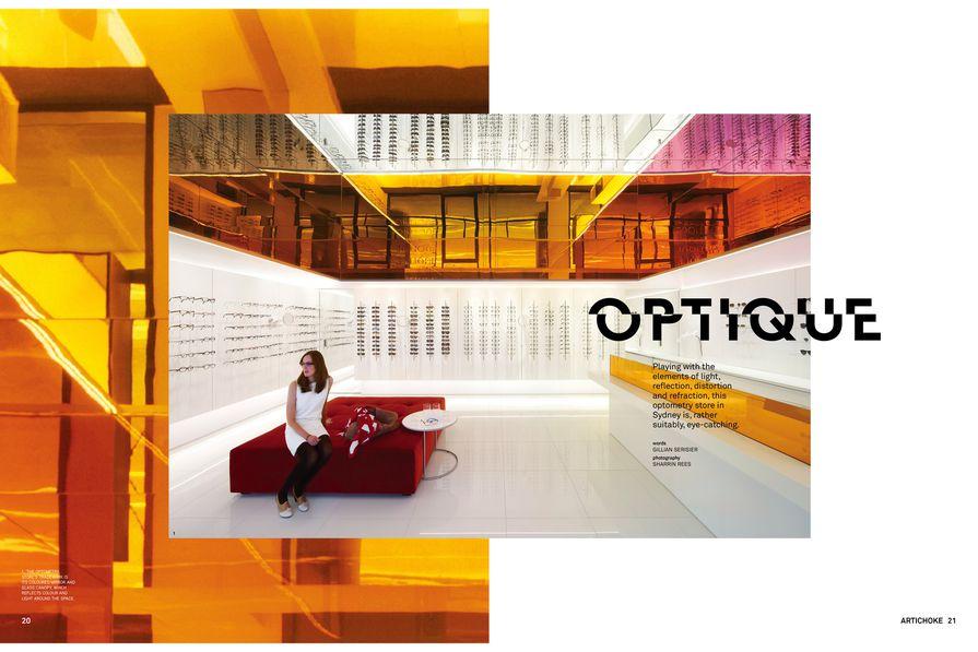 Optique by Smart Design Studio.