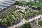 """World's most sustainable"" shopping centre to feature 2,000-square-metre rooftop farm"