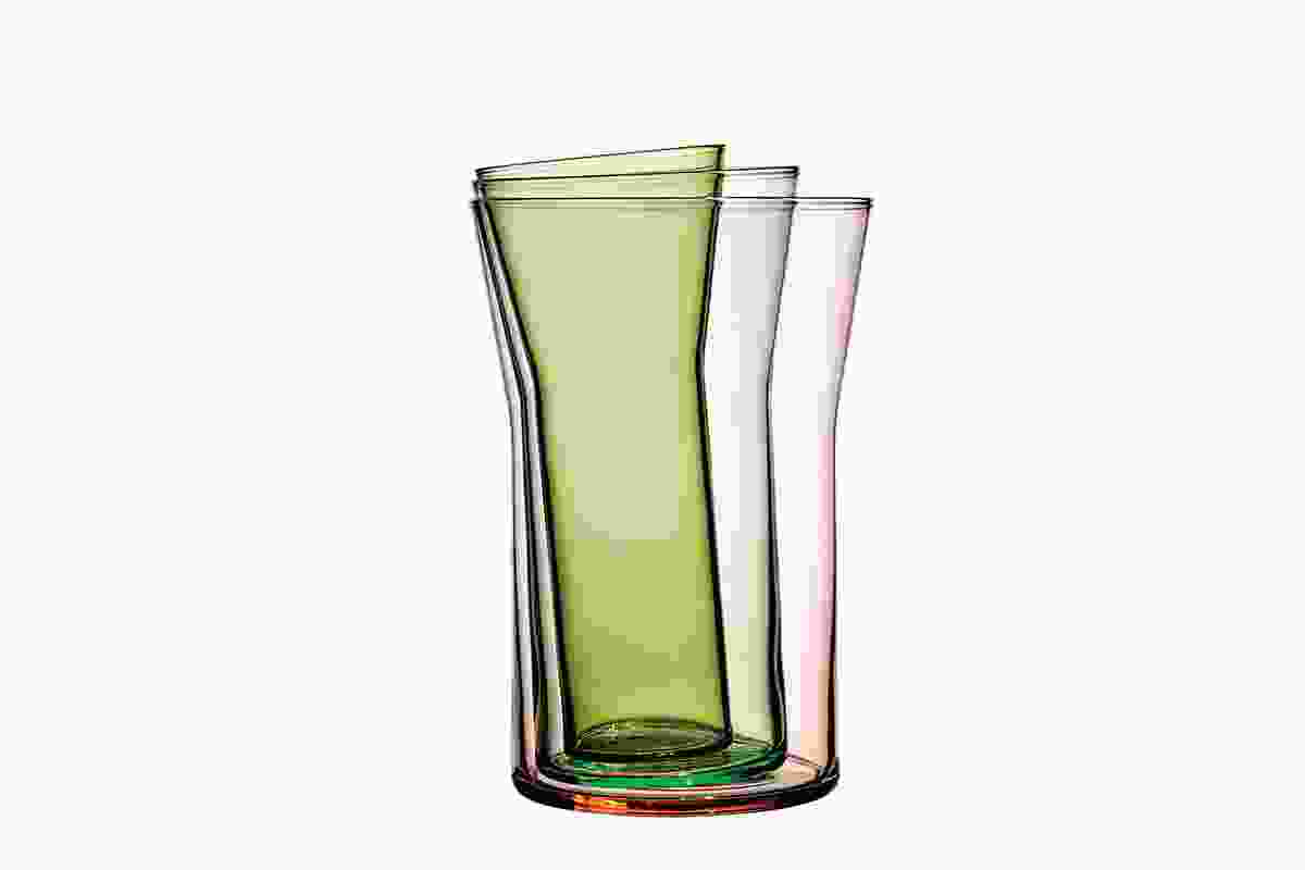 Spectra vases by Danish designer Cecilie Manz.