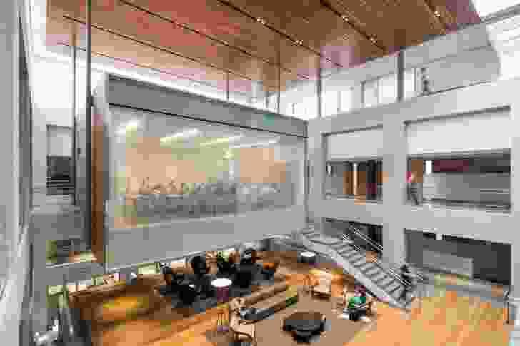 The Julis Romo Rabinowitz Building at Princeton University.