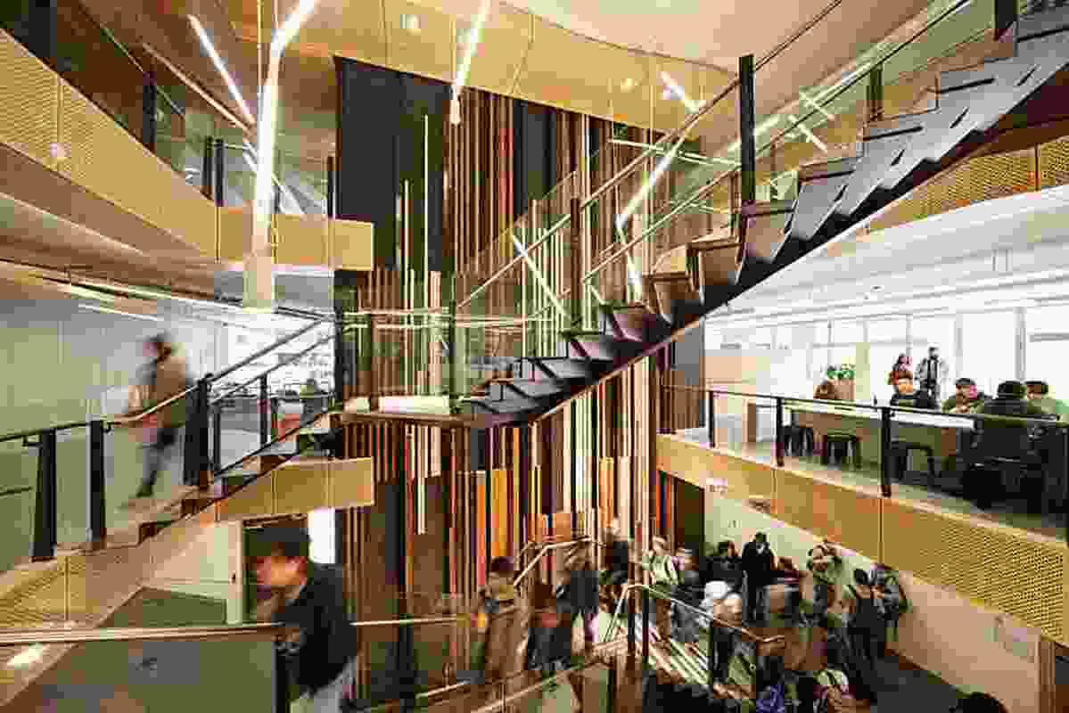 The University Of Adelaide Innova21 by DesignInc.