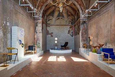 11 Australian designers are displaying work as part of Local Milan at the Oratoria della Passione.