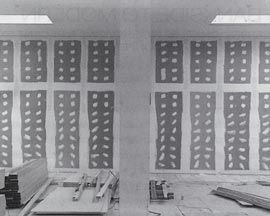 Silver gelatin prints showing the building during its transformation into the Tate Modern.