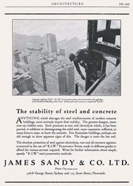 Industrial modernity, 1925.