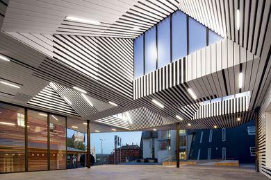Commercial Interior winner: Annexe - Art Gallery of Ballarat by Searle x Waldron Architecture.