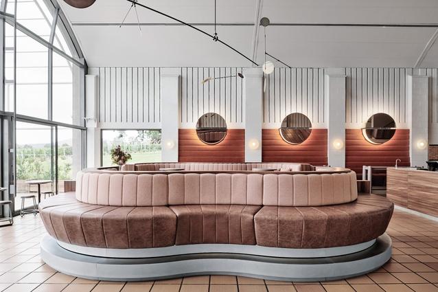 Best Retail Design: Chandon Australia by Foolscap Studio.
