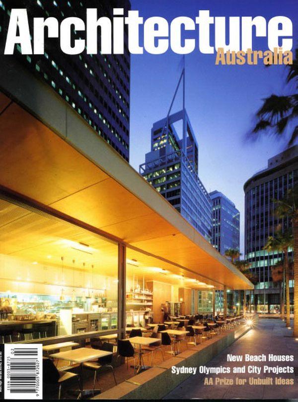 Architecture Australia, March 1998