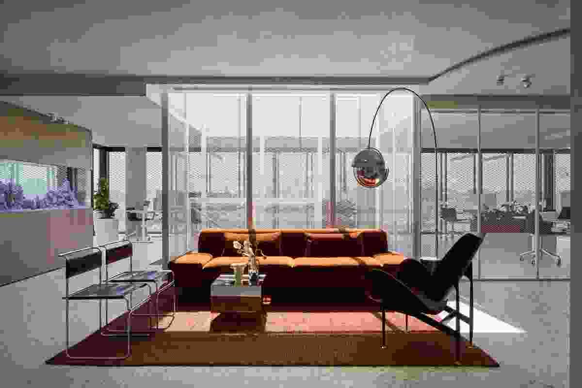 Cobild HQ by Mim Design.