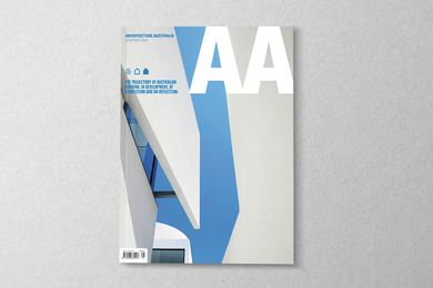 Architecture Australia January/February 2016.