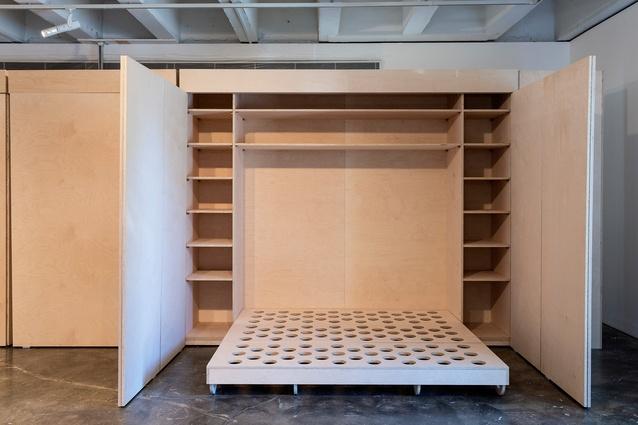 Modular housing system rethinks apartment design | ArchitectureAU