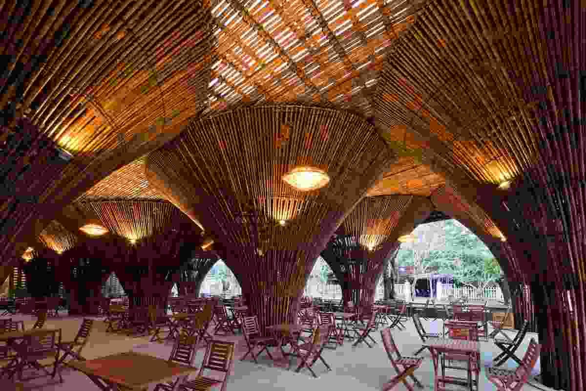 Kontum Indochina Café.