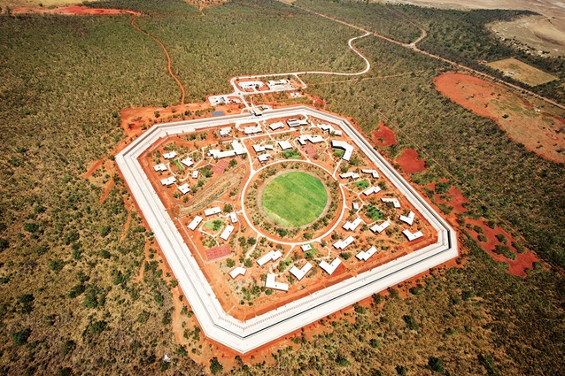 West Kimberley Regional Prison, WA, TAG Architects and Iredale Pedersen Hook.