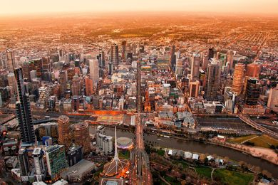 The NUA Conference will take place in Melbourne in October.