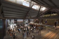 Tonkin Zulaikha Greer's Walsh Bay arts precinct designs revealed