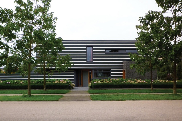 Villa vZvdG Enschede, Netherlands, 2006.