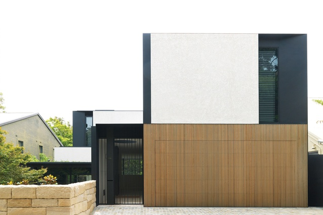 Cooper Park House by Tobias Partners.